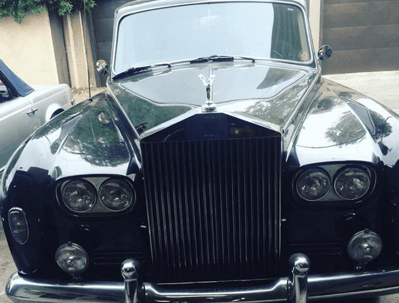 Rolls Royce Repair Shop