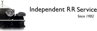 Independent RR Service - Logo